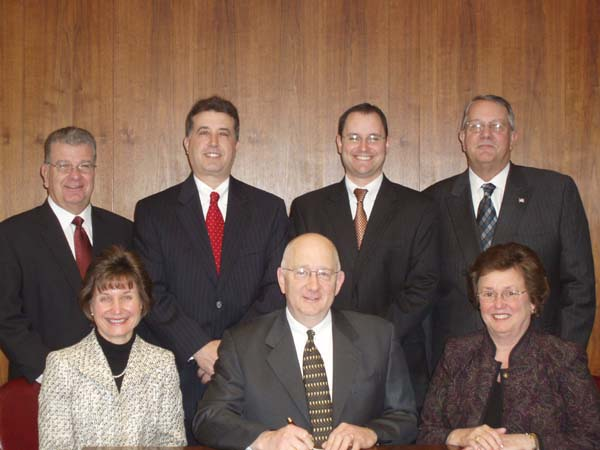 The Board of Director's of The First National Bank