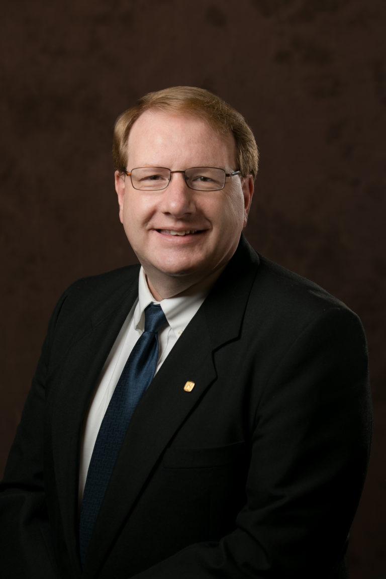 Brian M. Hughes photo